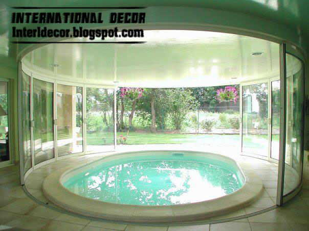 Interior swimming pools designs 2013 new swimming pools for Pool design types