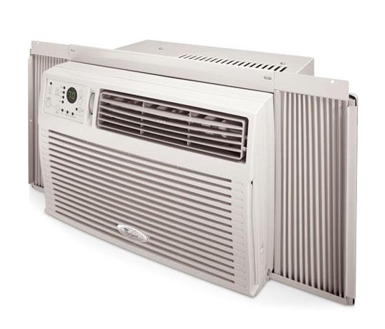 Whirlpool Air Conditioning: Whirlpool 8000 BTU Window Air Conditioner