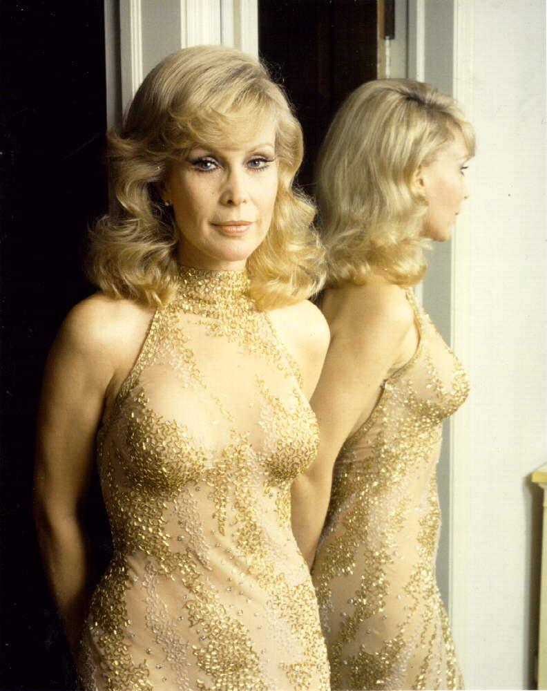 Barbara eden naked photo Jeez, the