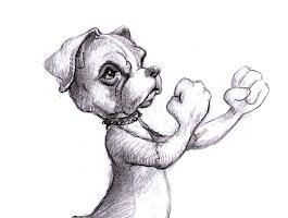 Gangster Cartoon Character Drawing