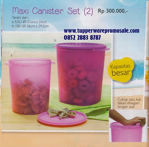 Maxi Canister Set (2)