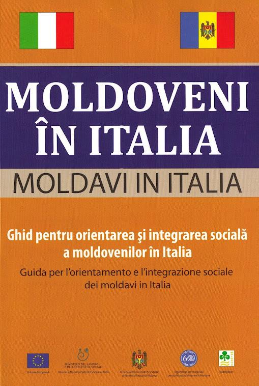 """GUIDA - II EDIZIONE : """"MOLDAVI IN ITALIA"""""""