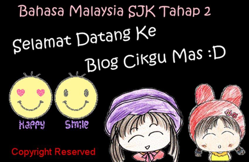 Bahasa Malaysia Tahap 2