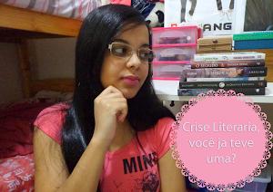 Crise Literária!!!!!!