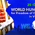 Tổng Tuyệt Thực cho Tự Do của Tù nhân lương tâm tại VN