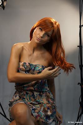 Sedinta foto - Model Andreea Popa