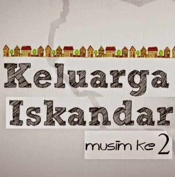Sinema Malaysia Keluarga Iskandar Musim Kedua Maya Hd 2014
