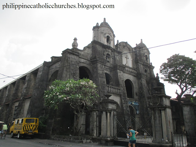 SANTUARIO DEL SANTO CRISTO PARISH CHURCH, San Juan City, Philippines