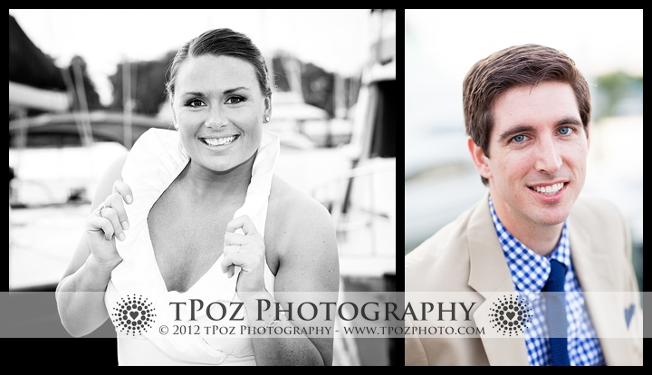 Port Annapolis Marina Wedding