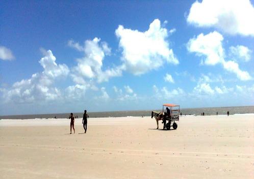 Praia da Princesa - Nudismo no Pará