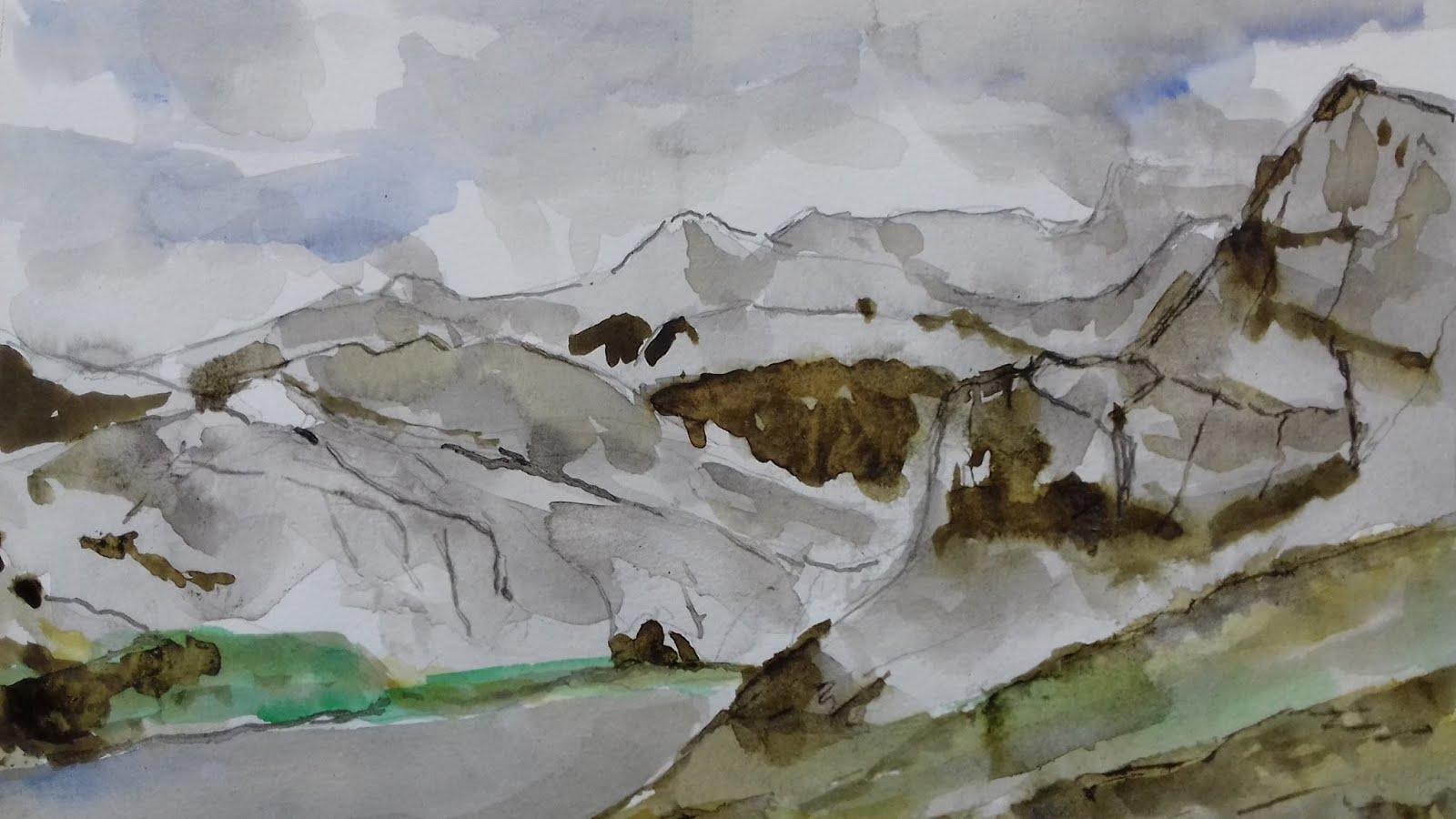 Lago de Ercina en Covadonga