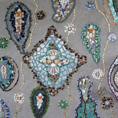 soul art mosaic body map
