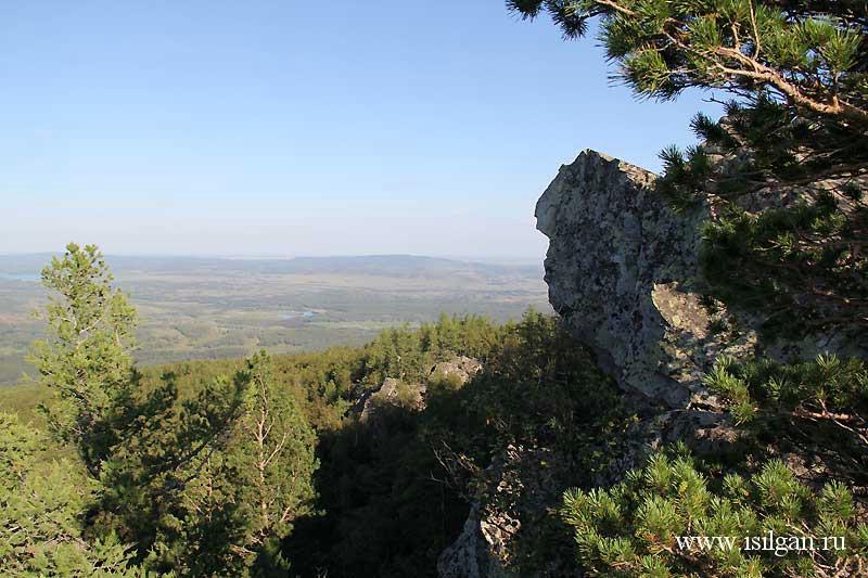 Гора Уй-таш (Караташ). Республика Башкортостан.