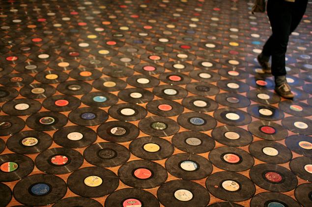 Pairstudio Recycled Vinyl Records