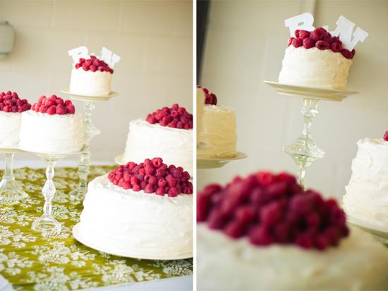 Strawberry Chic DIY Tuesday Glass Cake Stand