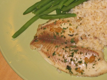 Easy Baked Tilapia - Moneywise Moms