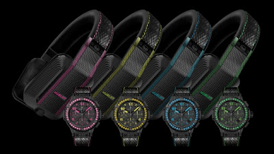AURICULARES HUBLOT INSPIRATION MONSTER