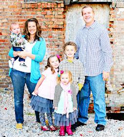 Fackrell Family 2011