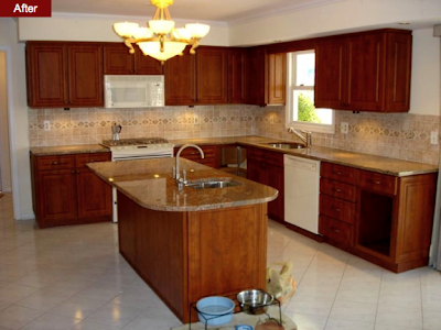 All Dream Home Kitchen Cabinet Refacing