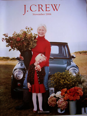 A Touch Of Southern Grace Vintage J Crew Holiday Catalogs