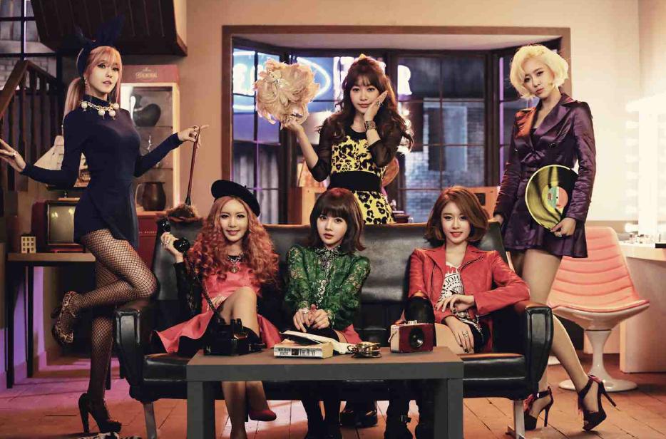 T-ara - Do You Know Me�nin Kareografisini Herkese G�sterdi /// 12 Ocak 2014