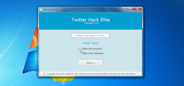 how to hack twitter account?