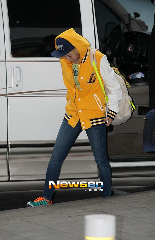 SNSD Di Bandara Incheon 16