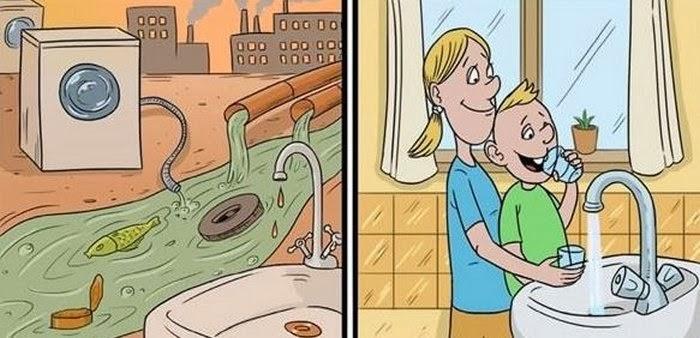 Пить воду из под крана?