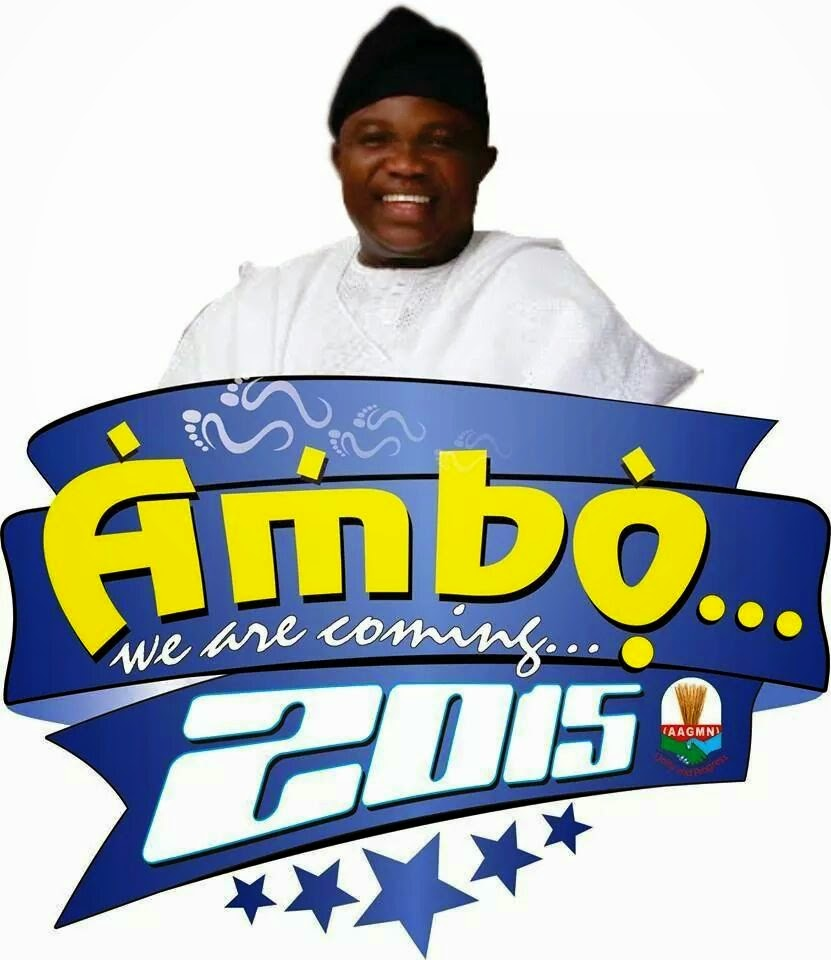 ambode winner 2015 governorship election