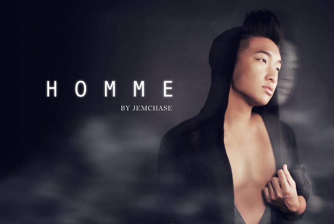 H O M M E BY JEMCHASE
