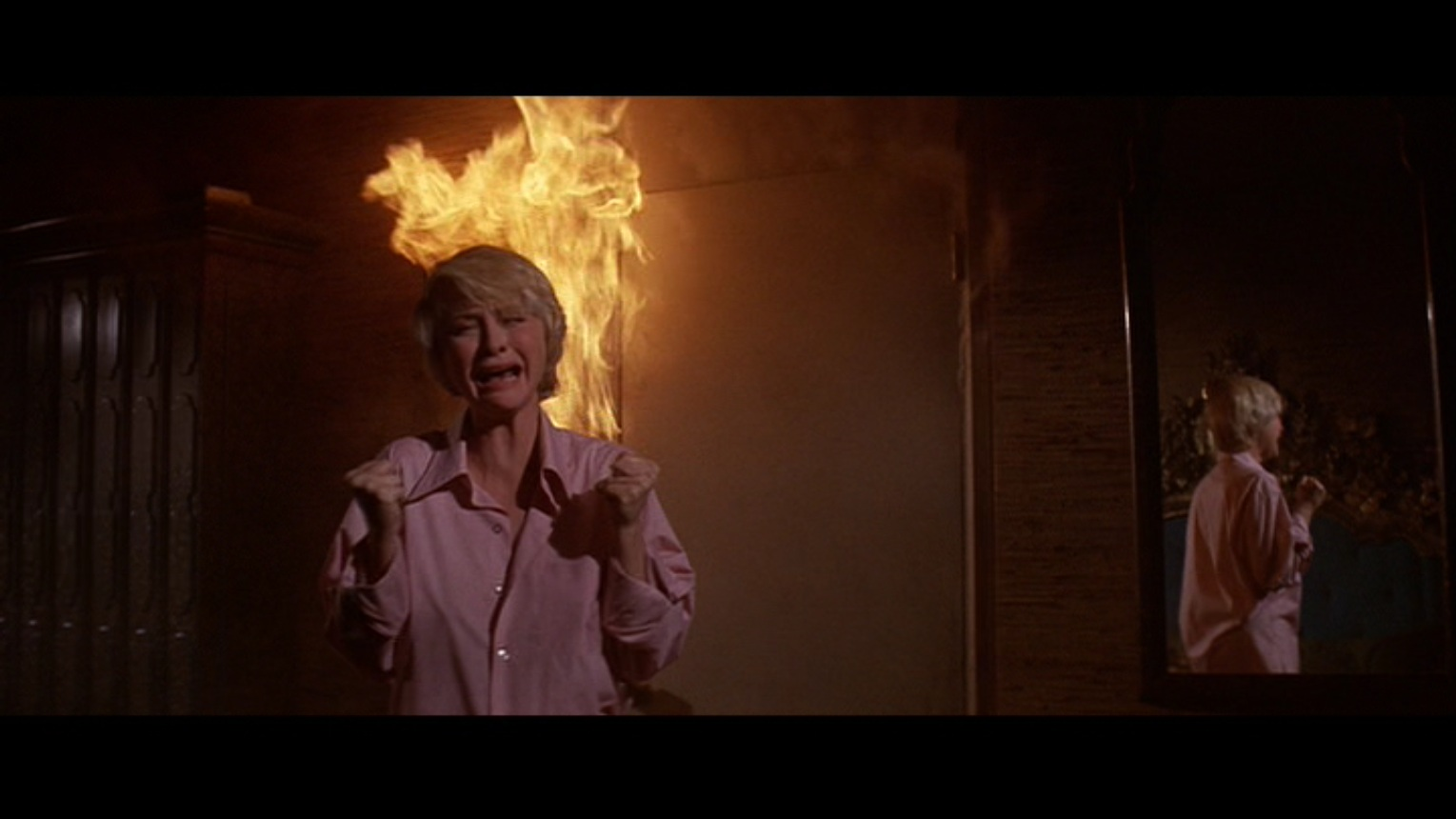 Movie Review The Towering Inferno 1974 The Ace Black Blog