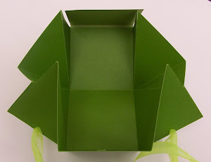 Inside of Shamrock Box