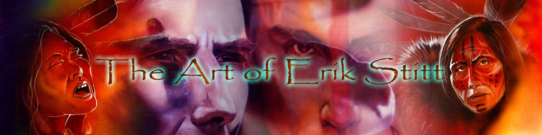The Art Blog of Erik Stitt