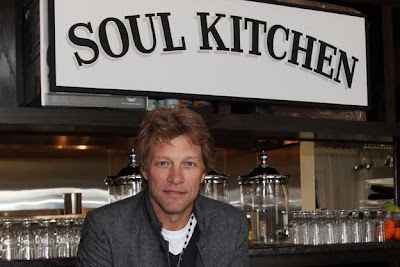 JON BON JOVI's SOUL KITCHEN- A COMMUNITY RESTAURANT FOR THE POOR