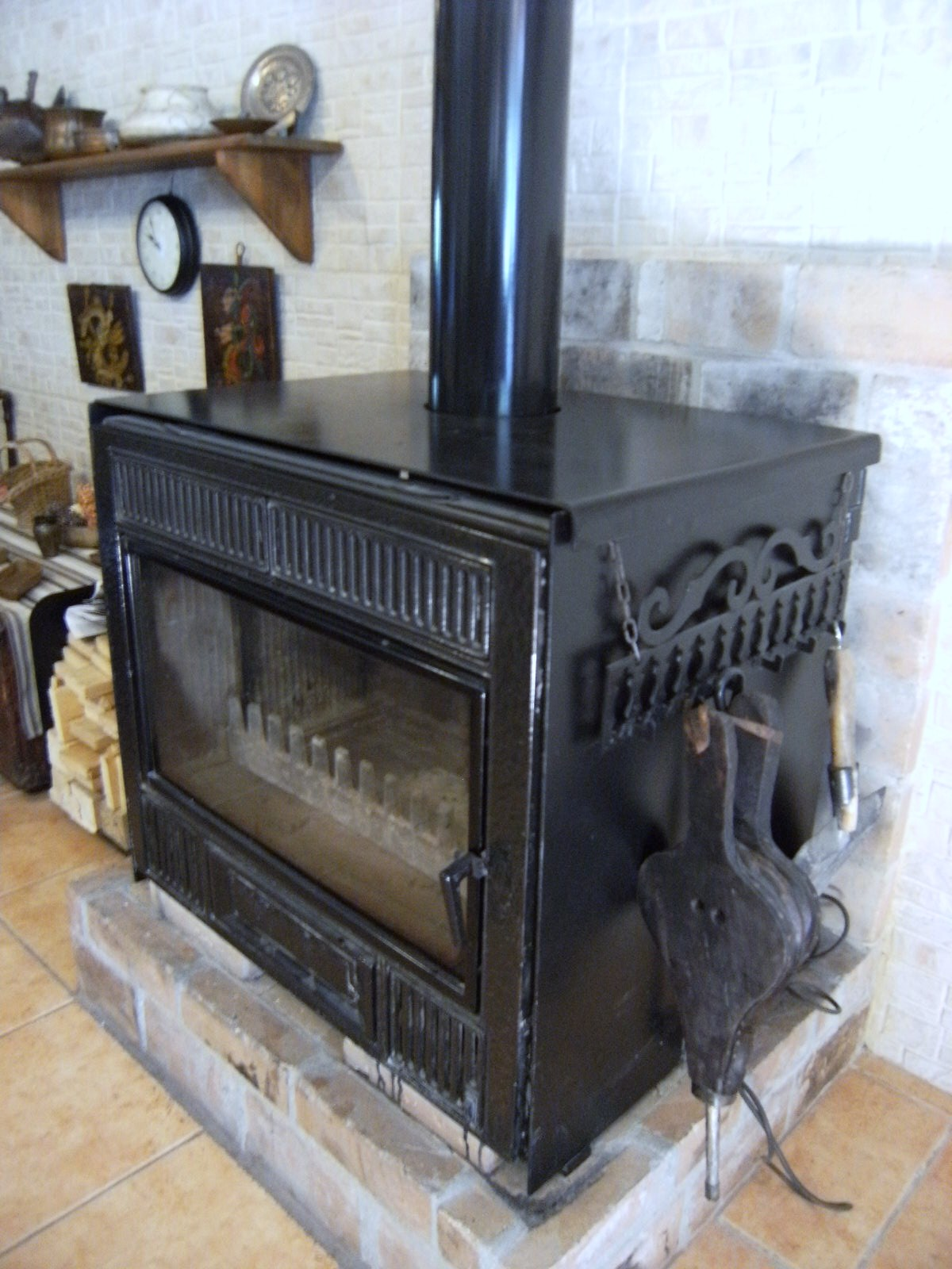 Para chimeneas cassette stunning simple perfect para - Cassette para chimeneas ...