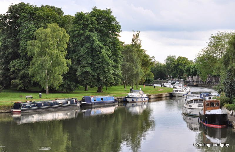 Abingdon-on-Thames, Oxfordshire, UK