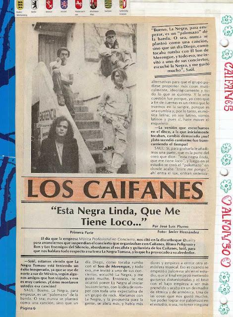Caifanes fotos