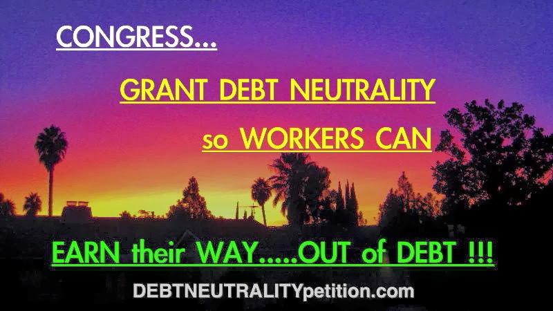 CLICK on IMAGE to REVIEW DEBT NEUTRALITY PETITION.