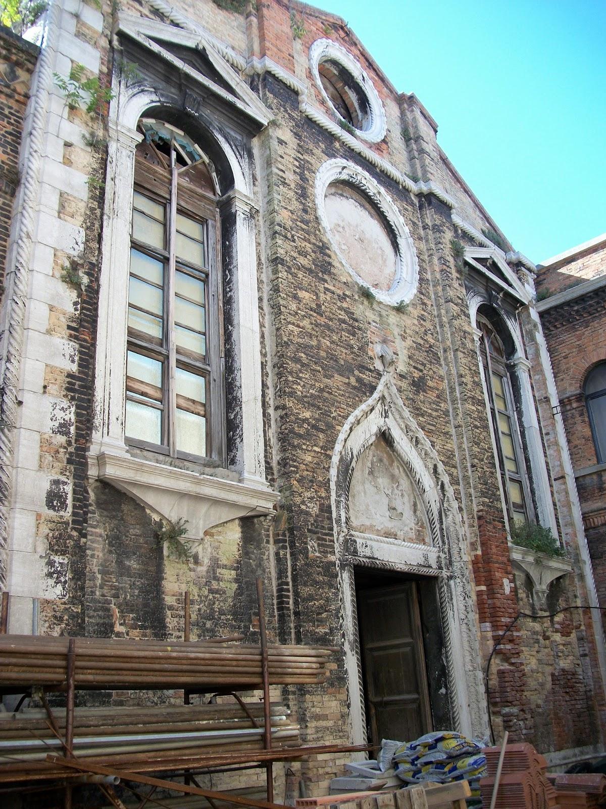 Unterwegs in Venedig: Januar 2016