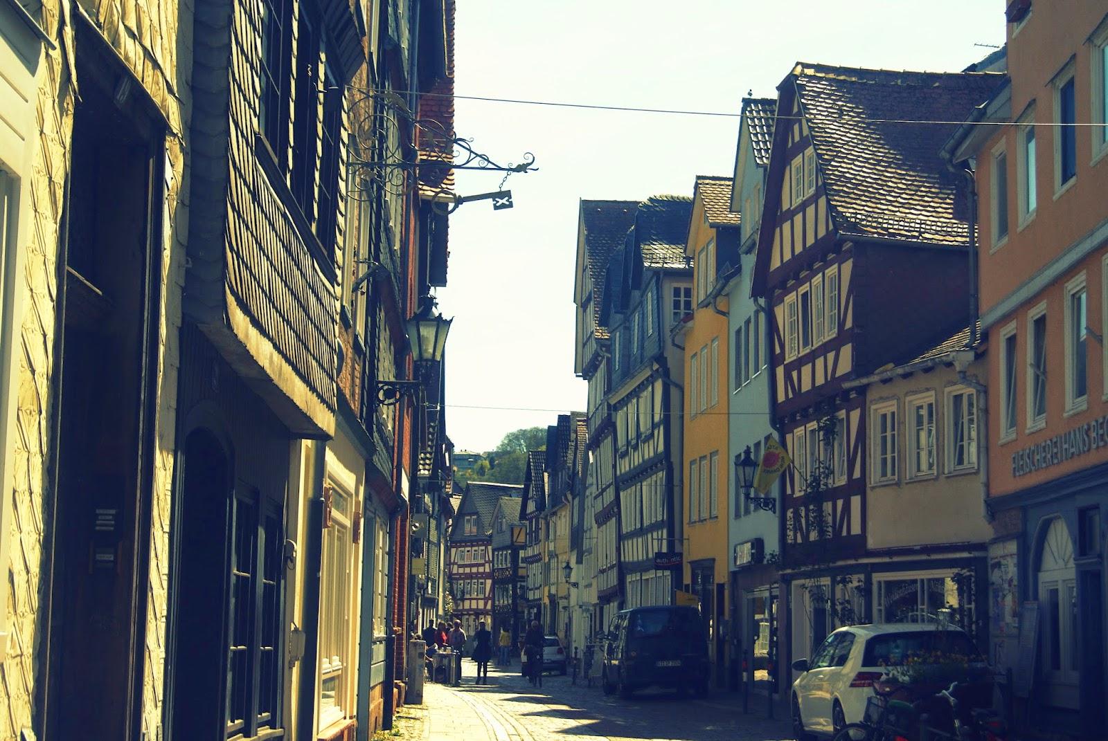 Marburg architecture