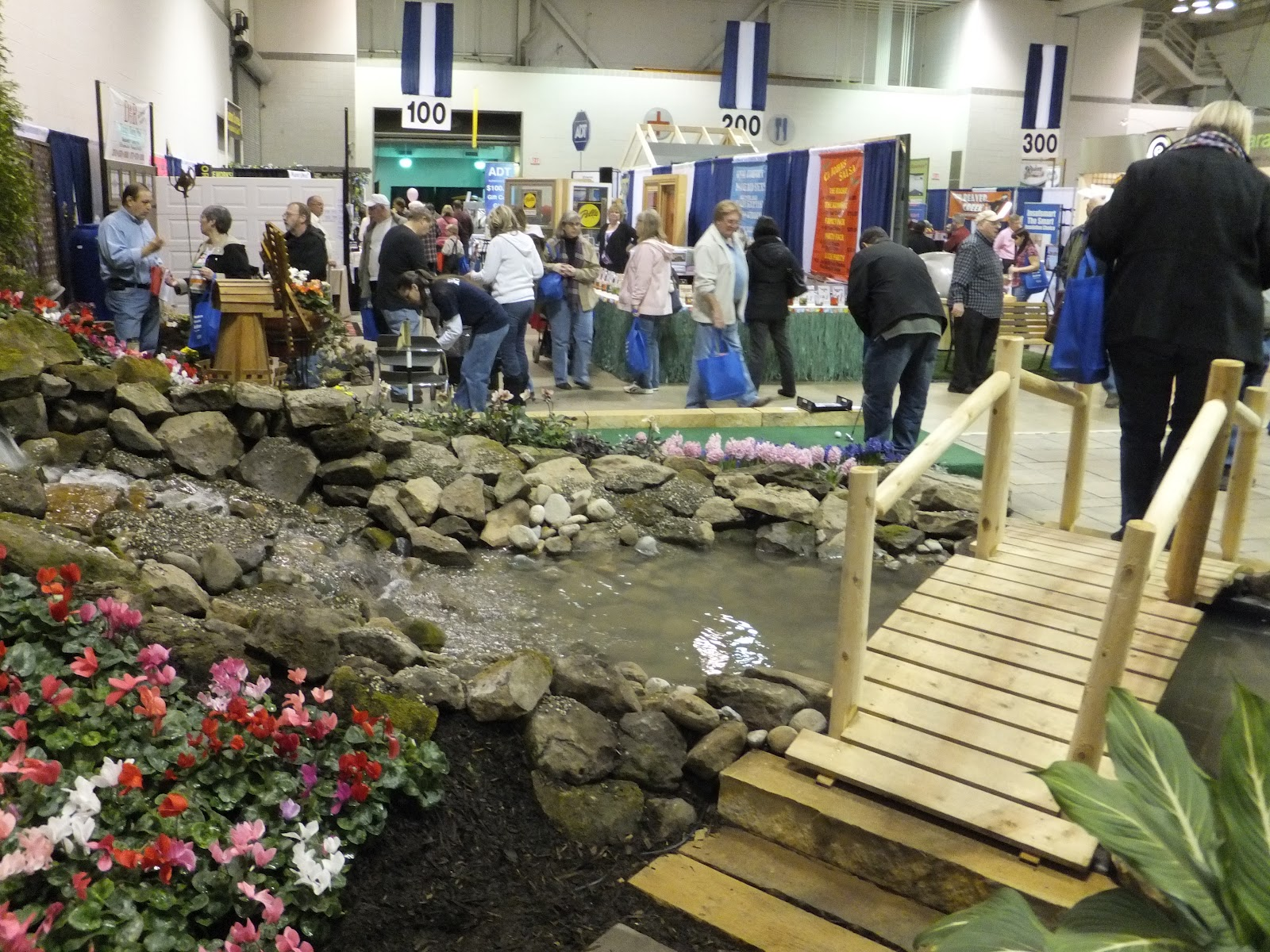 Pat and Jims Gardening Adventure Akron Garden Show