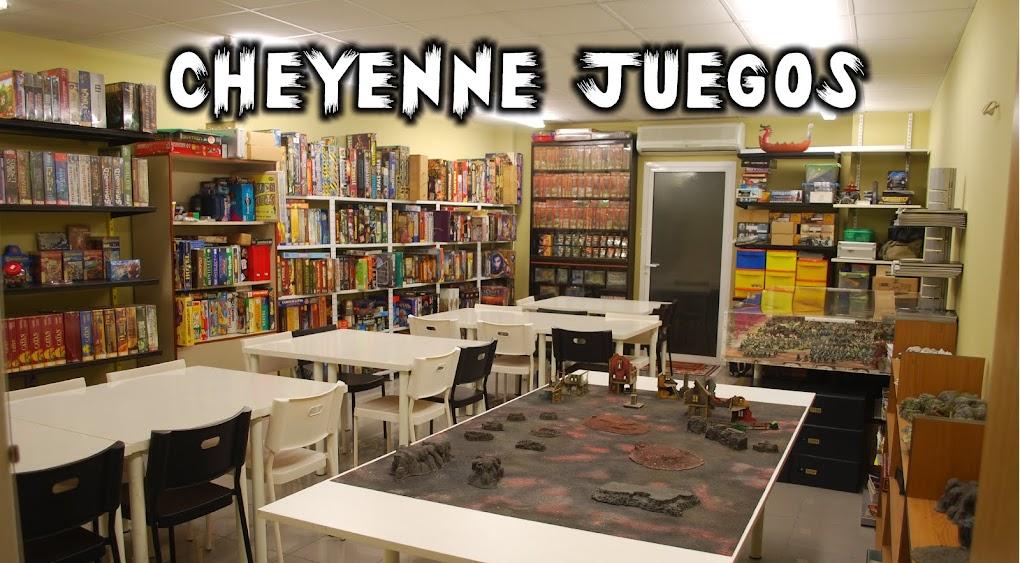 CHEYENNE JUEGOS