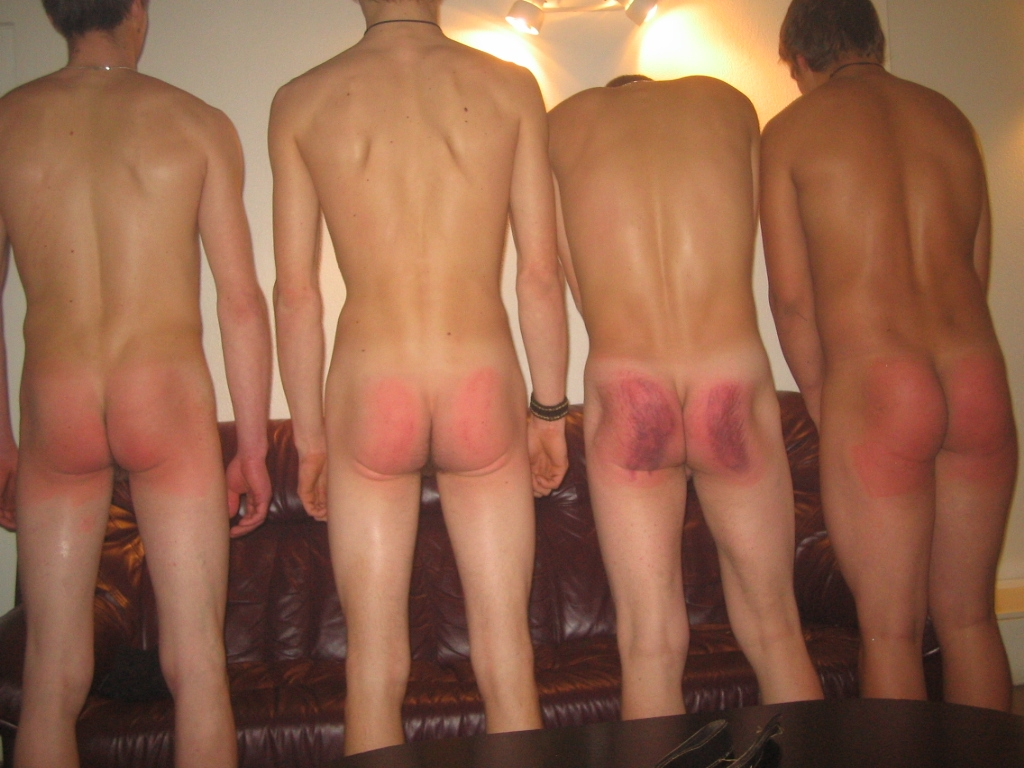 College boys spanked paddle gay hoyt gets a