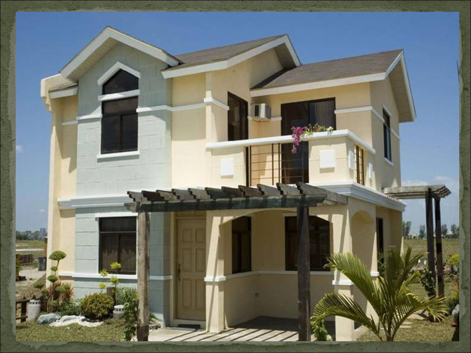 Small houses with terrace in philippines joy studio for Terrace roof design philippines