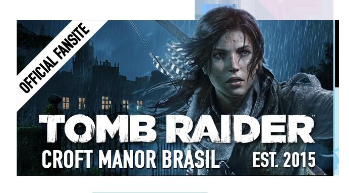 Bem Vindos ao Croft Manor Brasil