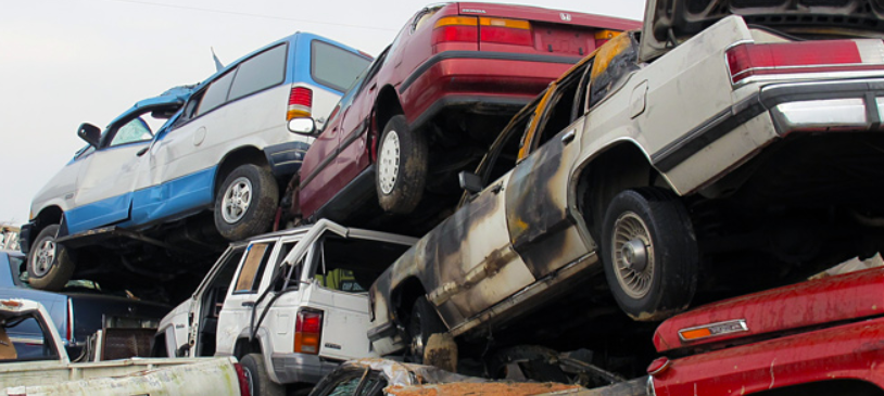 Scrap metal recycling junk cars in Durham & Raleigh, NC!