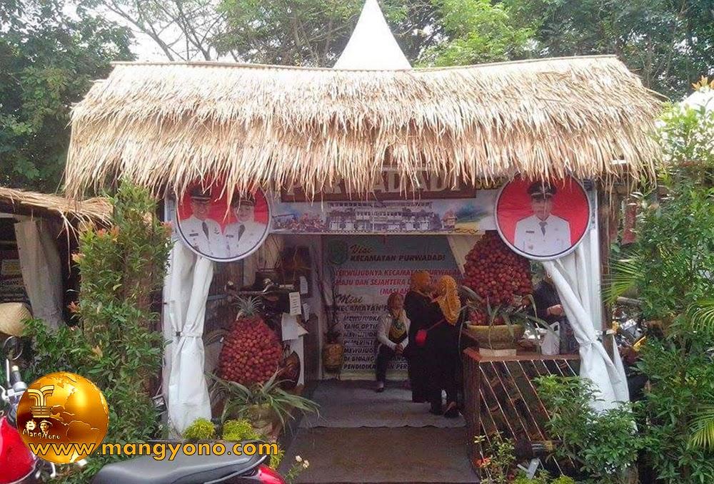 Stand Kec. Purwadadi, Pameran Pembangunan 2015