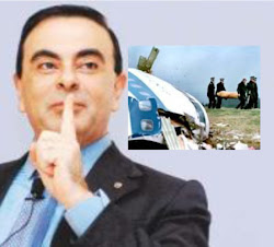 Carlos Ghosn's Dad Was Part of Operation Condor: NISSAN Hires Ex CIA from Michelin-the Vietnam era