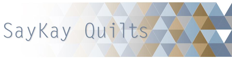 SayKay Quilts