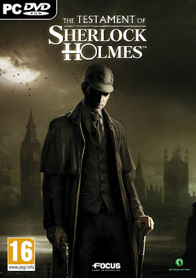 Download The Testament of Sherlock Holmes 2013 For PC Game Full Version